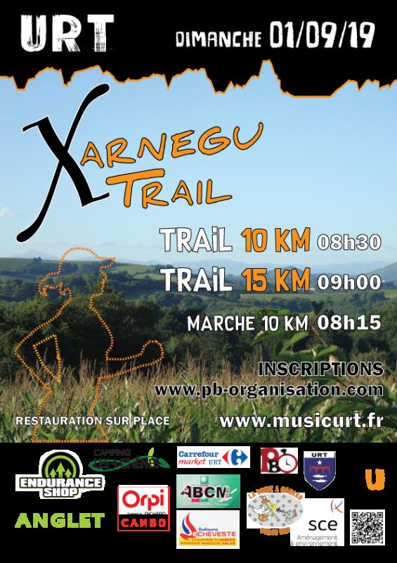 XARNEGU TRAIL 2019